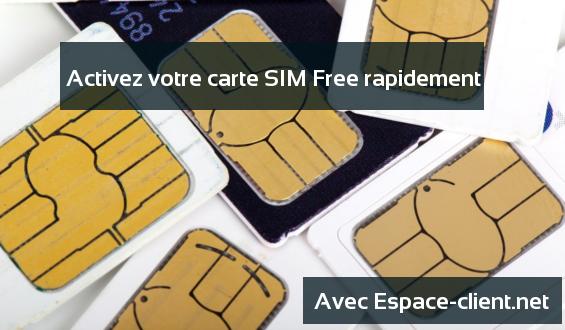 installation SIM Free