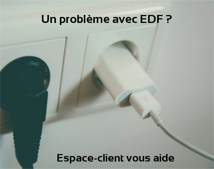 contacter EDF
