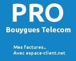 Espace Client Pro Bouygues Telecom Lire Vos Factures Assistance