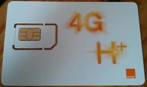 Exemple de carte SIM