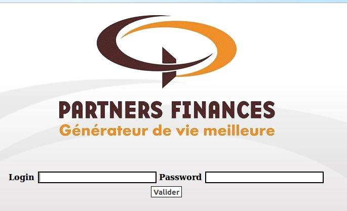 mon dossier partners finances