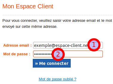 l'espace client www.o2.fr