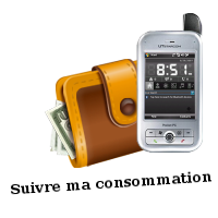 Suivre ma consommation