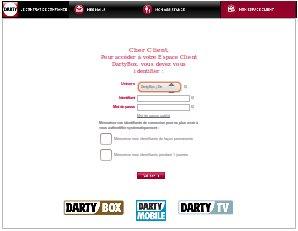espace client dartybox mes factures hotmail tv et wi fi. Black Bedroom Furniture Sets. Home Design Ideas
