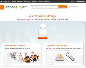 mon compte mobile avec orange. Black Bedroom Furniture Sets. Home Design Ideas