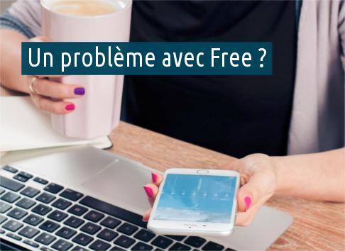 Free aucune connexion