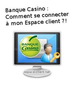 Banque du groupe Casino, le groupe regroupe les magasins Géant Casino mais aussi Super Casino et d'autres supermarchés.