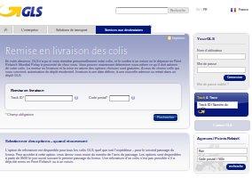 www uni track fr gls livraison de colis