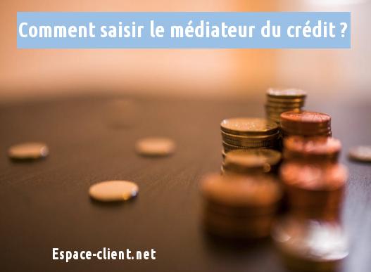 médiateur du crédit
