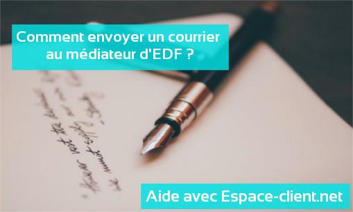 médiation EDF