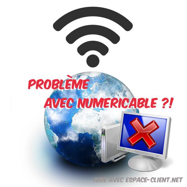 Probleme numericable