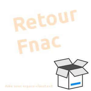 RETOUR FNAC