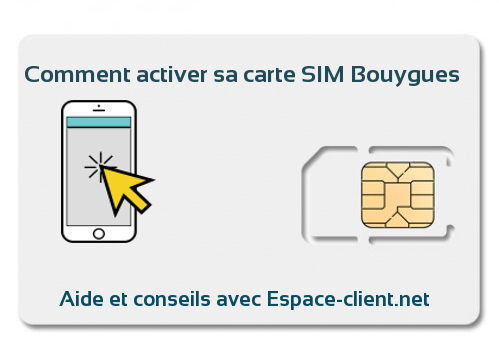 activer carte sim bouygue Carte SIM Bouygues : comment activer sa ligne Bouygues Télécom